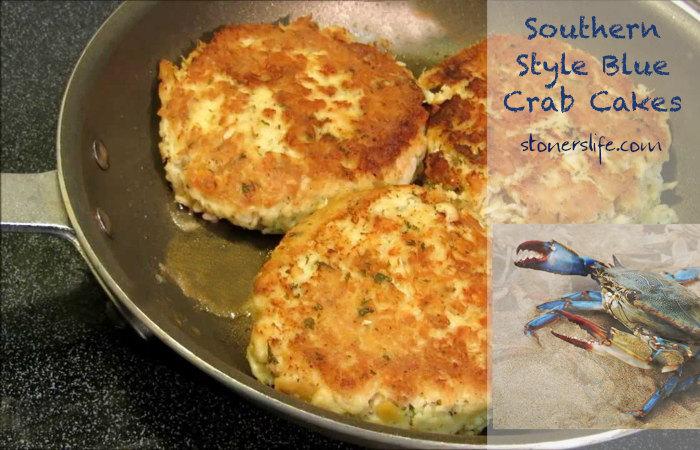 StonersLife Blue Crab Cakes