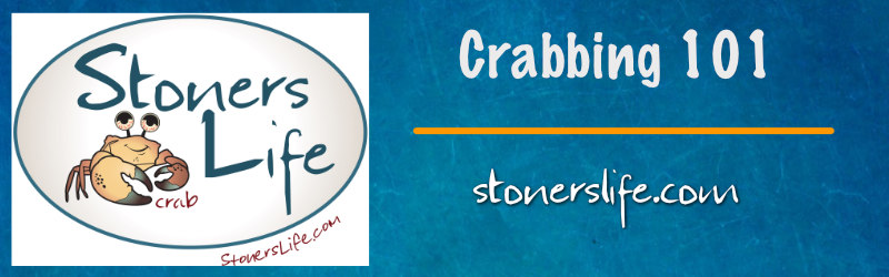 Crabbing 101 Banner